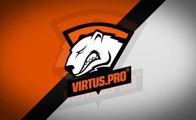 Virtus pro logo
