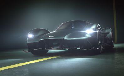 Aston Martin Valkyrie, sports, race, car, 2017