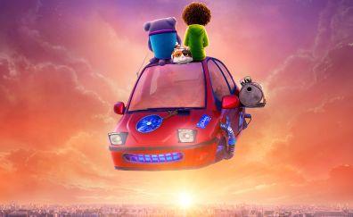 Home animation movie, 2015 movie