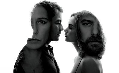 The Affair TV show, poster, monochrome