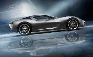Chevrolet Corvette Stingray, concept cars
