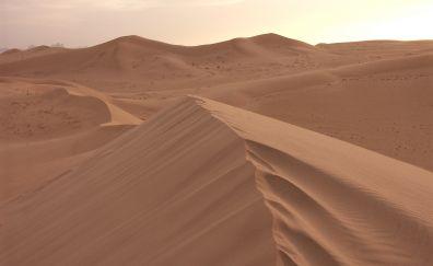 Africa desert, dunes