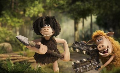 Early Man, 2018 movie, poster