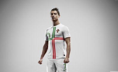 Football player, Cristiano Ronaldo