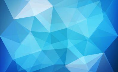 Polygons low poly artwork