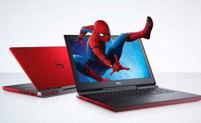 Dell spiderman edition inspiron 15 7000