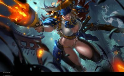 Diana, league of legends, online game
