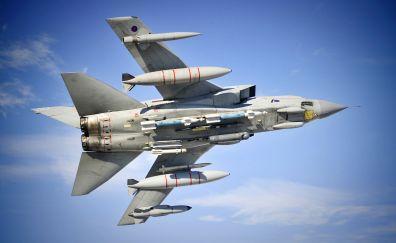 Panavia tornado combat aircraft