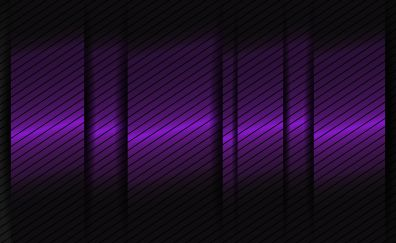 Purple lines abstract
