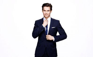 Celebrity, Matt Bomer in suit