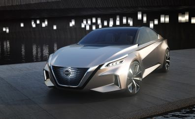 Nissan concept car, Future car