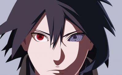 Sasuke Uchiha, Naruto, anime face
