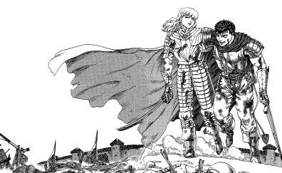 Kento miura anime drawing artwork