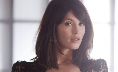 Brunette, actress, celebrity, Gemma Arterton