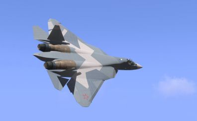 Sukhoi PAK FA aircraft
