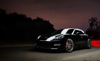 Vorsteiner Porsche Panamera Carbon Graphite