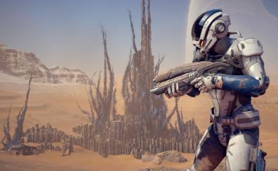Mass Effect: Andromeda game