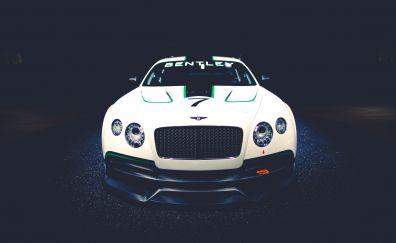 Bentley continental GT3 car