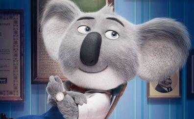 Sing animated movie