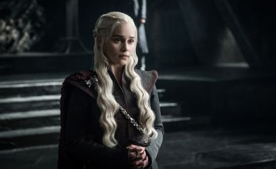 Daenerys Targaryen, Emilia Clarke, game of thrones, TV show