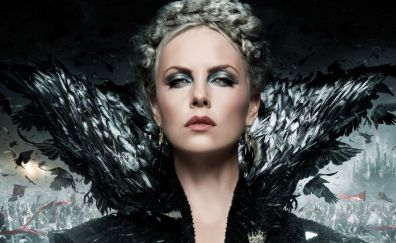 Charlize Theron, actress, Snow White and the Huntsman, 2012 movie