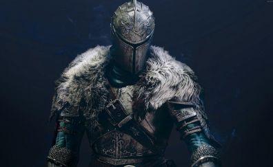 Dark Souls II video game, warrior, helmet pc, xbox