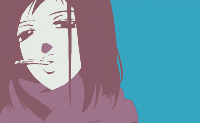 Haruko haruhara, Fooly Cooly, anime girl