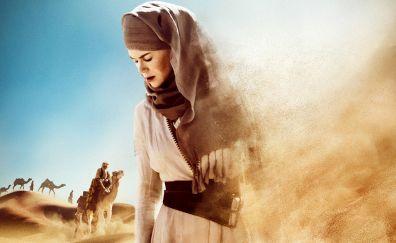 Nicole Kidman in Queen of the Desert, 2015 movie