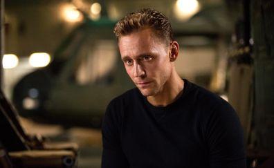 Kong Skull: Island movie, Tom Hiddleston, actor