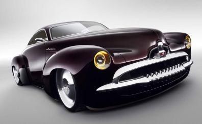 Vintage, classic car
