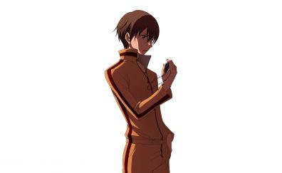 Kensuke Hanasaki, Trickster, anime