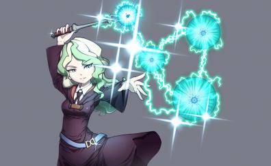Diana cavendish, anime