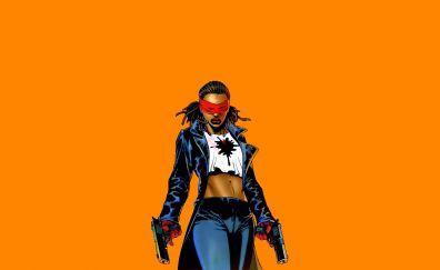 Crimson avenger, dc comics