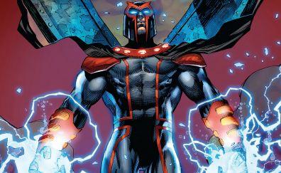 Magneto, marvel comics, villain