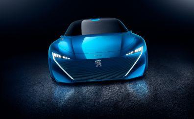 2017 Peugeot Instinct Concept car, 4k