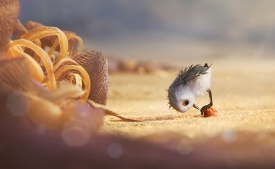 Pixar piper short animation movie