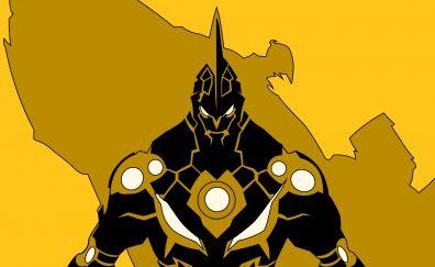 Lordgenome, Tengen Toppa Gurren Lagann, yellow and black