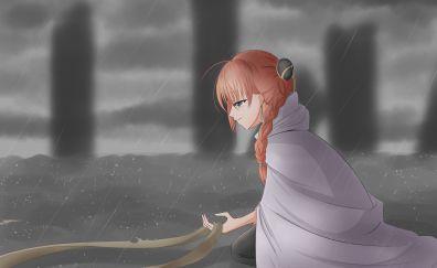 Kouka, Gintama, anime girl