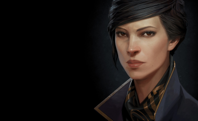 Emily Kaldwin of dishonored video game
