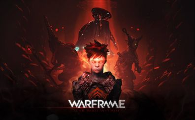 Warframe the war within video game