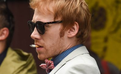 Rupert Grint in snatch tv series