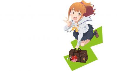 Happy Jinno Megumi, EroManga-Sensei, anime girl