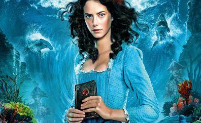 Pirates of the Caribbean: Dead Men Tell No Tales, movie, Carina Smyth, Kaya Scodelario