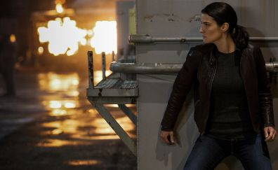 Jack Reacher: Never Go Back, 2016 movie, Cobie Smulders, actress
