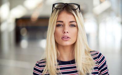 Simone Borg, model
