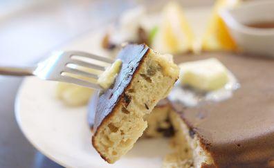 Pancake, backing, cake
