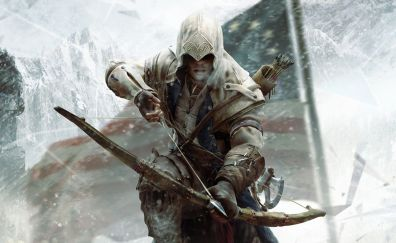 Assassins' creed video game, warrior
