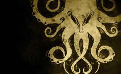 Octopus, art