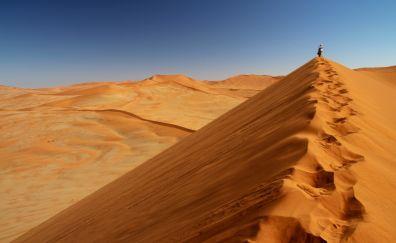 Big mama dunes, desert, Sossusvlei