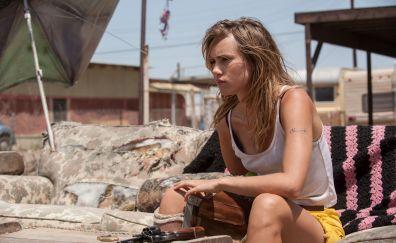 The Bad Batch, Suki Waterhouse, 2016 movie, actress, 4k